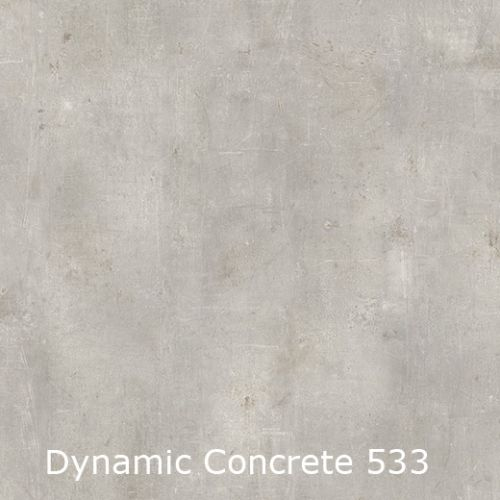 Interfloor vinyl Dynamic Concrete kleur 533