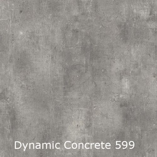Interfloor vinyl Dynamic Concrete kleur 599