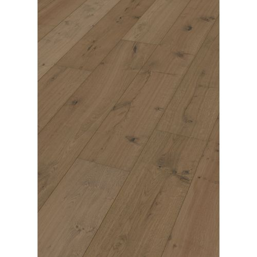 MEISTER Lindura houten vloeren HD 400 | 270 mm Eik 8411 rustiek leemgrijs