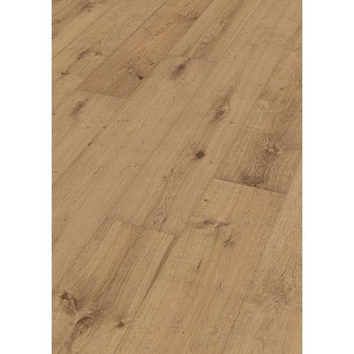 MEISTER Lindura houten vloeren HD 400 | 270 mm Eik 8414 rustiek koffie crème