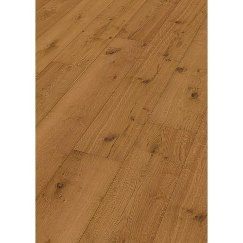 MEISTER Lindura houten vloeren HD 400 | 270 mm Eik 8514 rustiek goudbruin