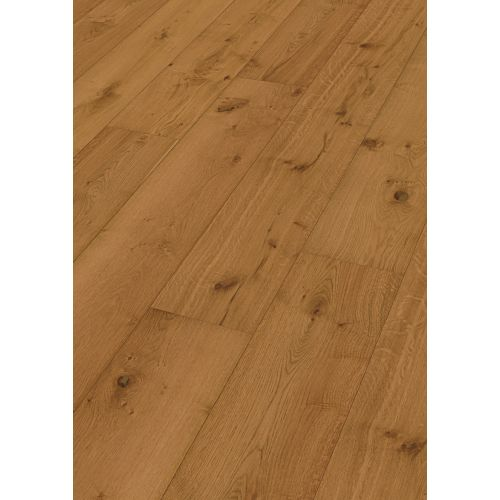 MEISTER Lindura houten vloeren HD 400 | 320 mm Eik 8514 rustiek goudbruin