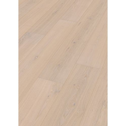 MEISTER Lindura houten vloeren HD 400 | 270 mm Eik 8741 levendig crème wit