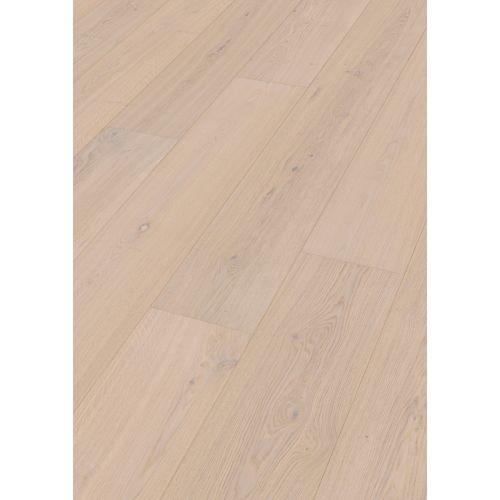 MEISTER Lindura houten vloeren HD 400 | 320 mm Eik 8741 levendig crème wit
