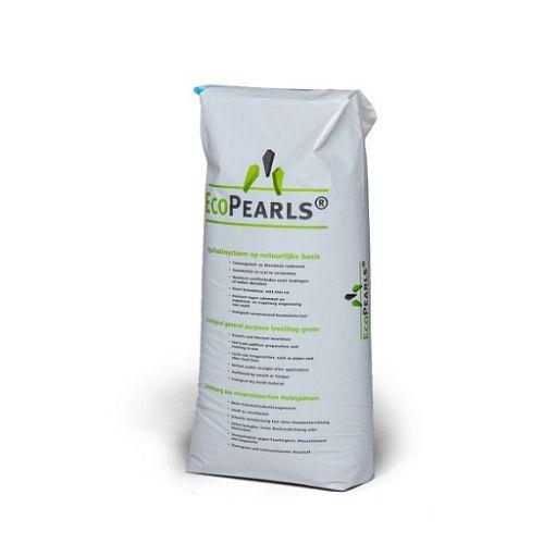 Ondervloer Ecopearls Droog egalisatie 18,5 kg/zak