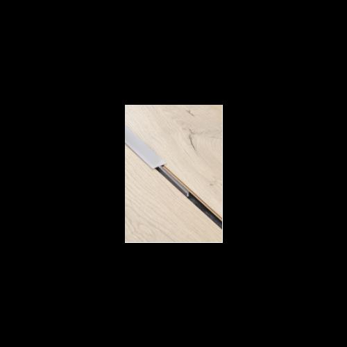 Berry Alloc HPL - T-profiel Alu Zilver 9410-3017