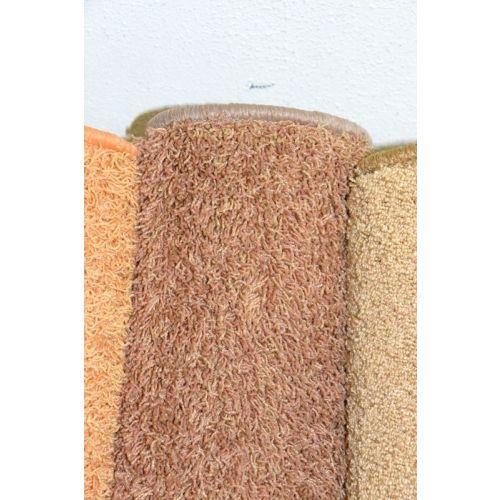 Karpet hoogpolig type Bonaparte Chinchilla - oranje (10.) B-keuze