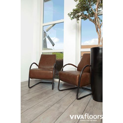 Voegstrip VivaFloors Antraciet tbv 2,0 mm vloeren