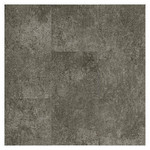 Aspecta Ten - Isocore click PVC 0661215 Urban Grid - Precast Grey