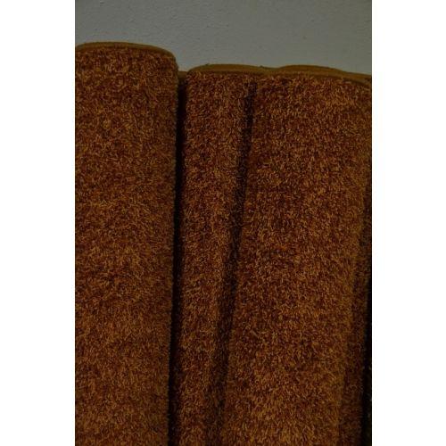 Karpet hoogpolig type Bonaparte Chinchilla - oranje gemêleerd (19.)