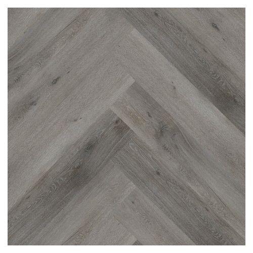 Aspecta Elemental Isocore click PVC Visgraat HB444518 Limed Oak Grey