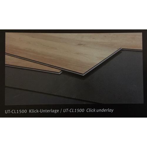 JAB Design Floor - Ondervloer UT-CL1500 tbv. click PVC