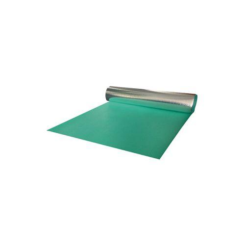 Ondervloer Alu-foam + PE 3 mm