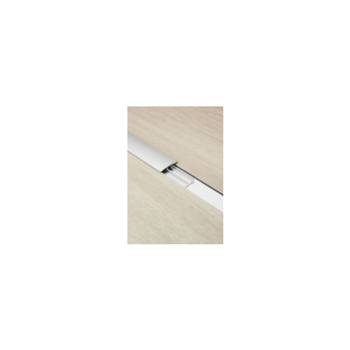 Berry Alloc - T-profiel Aluminium: Zilver | brons | Champagne